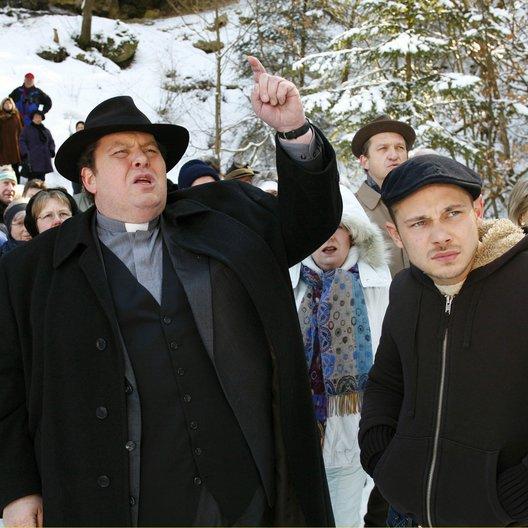 Pfarrer Braun: Ein Zeichen Gottes (ARD) / Ottfried Fischer / Antonio Wannek Poster