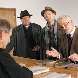 Pfarrer Braun: Grimms Mördchen (ARD) / Ottfried Fischer / Christoph M. Ohrt / Peter Heinrich Brix Poster