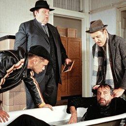 Pfarrer Braun: Kein Sterbenswörtchen (ARD)/ Antonio Wannek / Ottfried Fischer / Daniel Friedrich Peter /Heinrich Brix Poster