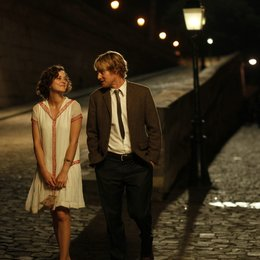 Midnight in Paris / Marion Cotillard / Owen Wilson Poster