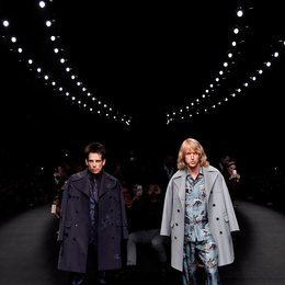 Zoolander und Hansel auf der Paris Fashion Week (Ben Stiller, Owen Wilson) Poster