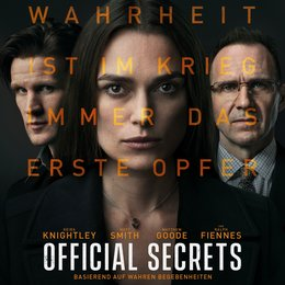 Official Secrets Poster