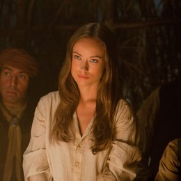 Cowboys & Aliens / Olivia Wilde Poster