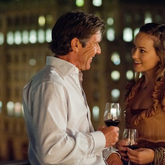 Dieb der Worte / Words, The / Dennis Quaid / Olivia Wilde Poster
