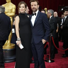 Olivia Wilde / Jason Sudeikis / 86th Academy Awards 2014 / Oscar 2014 Poster