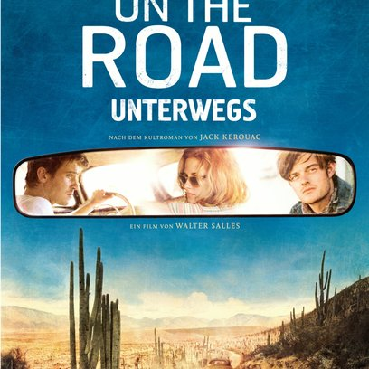 On the Road - Unterwegs Poster