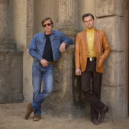 Once Upon a Time in... Hollywood / Once Upon a Time... in Hollywood Poster