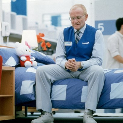 One Hour Photo / Robin Williams Poster