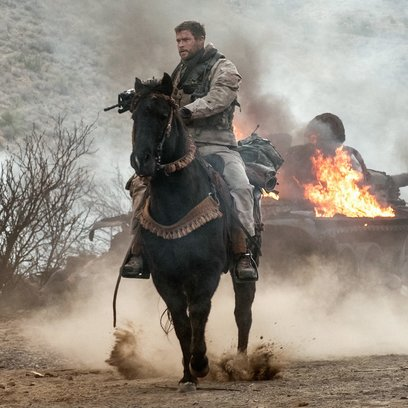 Operation: 12 Strong Poster