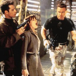 Operation: Broken Arrow / John Travolta / Samantha Mathis / Howie Long Poster