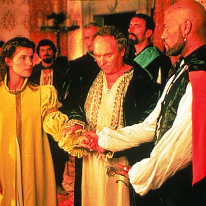 Othello / Irene Jacob / Laurence Fishburne Poster
