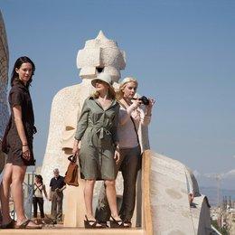 Vicky Cristina Barcelona / Rebecca Hall / Patricia Clarkson / Scarlett Johansson Poster