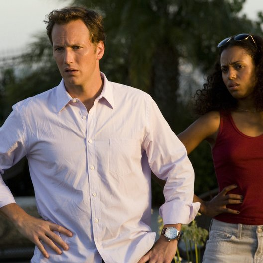 Lakeview Terrace / Patrick Wilson / Kerry Washington Poster