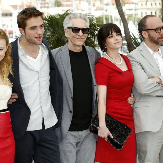 Gadon, Sarah / Pattinson, Robert / Cronenberg, David / Hampshire, Emily / Giamatti, Paul / 65. Filmfestspiele Cannes 2012 / Festival de Cannes Poster