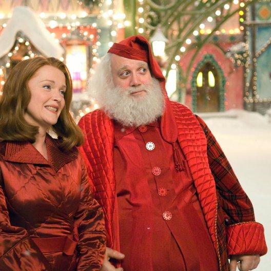 Gebrüder Weihnachtsmann, Die / Fred Claus / Miranda Richardson / Paul Giamatti Poster