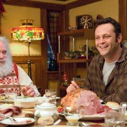 Gebrüder Weihnachtsmann, Die / Paul Giamatti / Vince Vaughn Poster