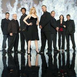 CSI: Den Tätern auf der Spur (09. Staffel) / Marg Helgenberger / Gary Dourdan Poster