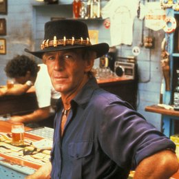 Crocodile Dundee 2 / Paul Hogan Poster