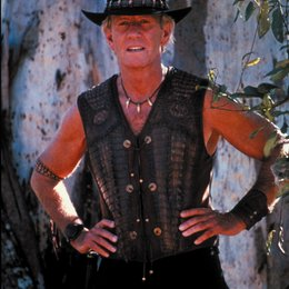Crocodile Dundee in Los Angeles / Paul Hogan Poster
