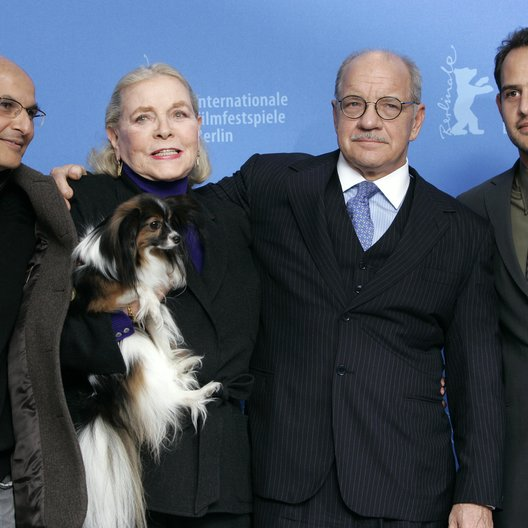 Bacall, Lauren / Schrader, Paul / Bleibtreu, Moritz / Berlinale 2007 Poster