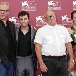 Bret Easton Ellis / James Deen / Paul Schrader / Tenille Huston / 70. Internationale Filmfestspiele Venedig 2013 Poster