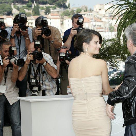 Cruz, Penélope / Almodóvar, Pedro / 62. Filmfestival Cannes 2009 / Festival International du Film de Cannes Poster