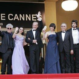 de Palma, Rossy / Almodóvar, Pedro / Cruz, Penélope / Homar Lluís / Portillo, Blanca / Gómez, José Luis / Ochandiano, Rubén / Novas, Tamar / 62. Filmfestival Cannes 2009 / Festival International du Film de Cannes Poster