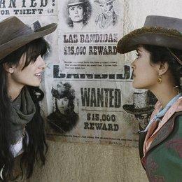 Bandidas / Penélope Cruz / Salma Hayek Poster