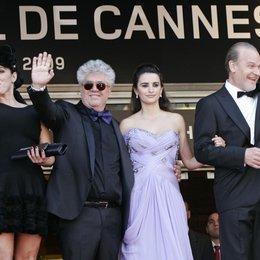 de Palma, Rossy / Almodóvar, Pedro / Cruz, Penélope / Homar Lluís / 62. Filmfestival Cannes 2009 / Festival International du Film de Cannes Poster