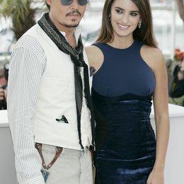 Johnny Depp / Penelope Cruz / 64. Filmfestspiele Cannes 2011 Poster