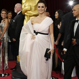 Penélope Cruz / 86th Academy Awards 2014 / Oscar 2014 Poster