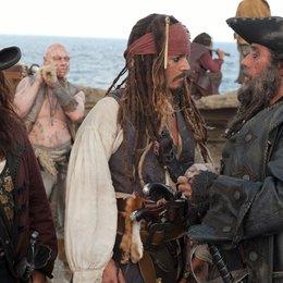 Pirates of the Caribbean - Fremde Gezeiten / Penélope Cruz / Johnny Depp Poster