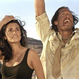 Sahara - Abenteuer in der Wüste / Penélope Cruz / Matthew McConaughey Poster