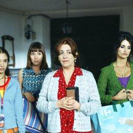 Volver - Zurückkehren / Yohana Cobo / Lola Duenas / Carmen Maura / Penelope Cruz Poster