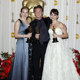 Winslet, Kate / Penn, Sean / Cruz, Penélope / Oscar 2009 / 81th Annual Academy Awards Poster