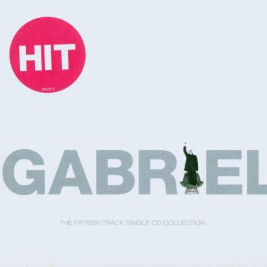 Gabriel, Peter: Hit Poster