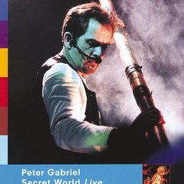 Gabriel, Peter / Secret World Live Poster