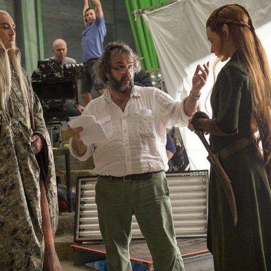 Hobbit: Smaugs Einöde, Der / Set / Peter Jackson Poster