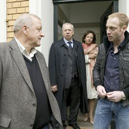 Wilsberg: Der Mann am Fenster (ZDF) / Leonard Lansink / Peter Lerchbaumer / Johann von Bülow / Aviva Joel Poster
