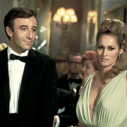 Casino Royale / Peter Sellers / Ursula Andress Poster