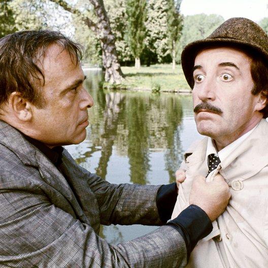 Inspektor Clouseau, der beste Mann bei Interpol / Herbert Lom / Peter Sellers