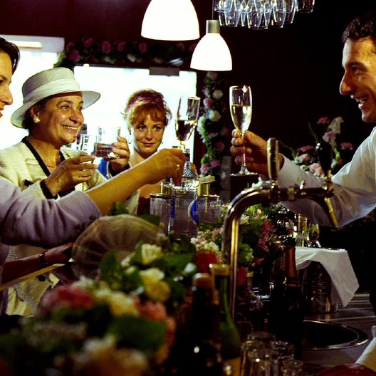 Happy Hour oder Glück und Glas (ORF) / Heio von Stetten / Martina Gedeck / Monica Bleibtreu / Petra Berndt Poster