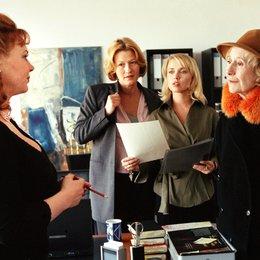 Mensch Mutter (BR) / Suzanne von Borsody / Tina Ruland / Petra Berndt / Rosemarie Fendel Poster