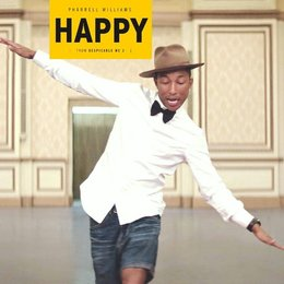 Pharrell Williams unterschreibt bei Sony Music Poster