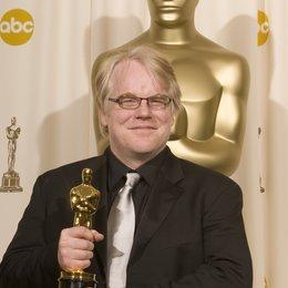 "Hoffman, Philip Seymour / Presseraum / Gewinner ""Bester Hauptdarsteller"" / 78. Academy Award 2006 / Oscarverleihung 2006 / Oscar 2006 Poster"