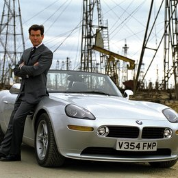 BMW / James Bond 007 / Pierce Brosnan / Sponsoring Poster
