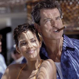 James Bond 007: Stirb an einem anderen Tag / Pierce Brosnan / Halle Berry Poster