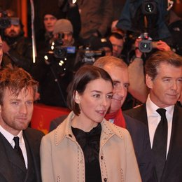McGregor, Ewan / Williams, Olivia / Harris, Robert / Brosnan, Pierce / Berlinale 2010 - 60. Internationale Filmfestspiele Berlin Poster