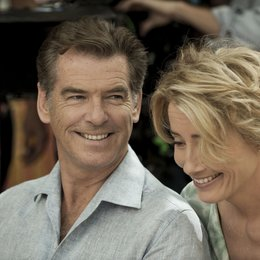 Wie in alten Zeiten / Pierce Brosnan / Emma Thompson Poster