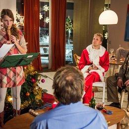 Weihnachtskrieg, Der (Sat.1) / Oliver Pocher / Pierre Shrady / Sonsee Neu / Nathalie Lucia Hahnen Poster